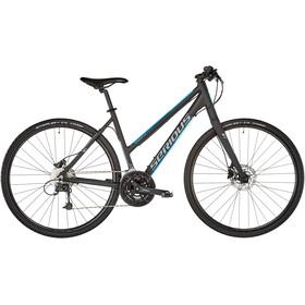 Serious Sonoran Hybrid Hybridcykel blå/sort